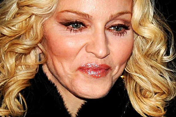 Aaaah Madonna What Does Jesus Think Melissa Hoyer