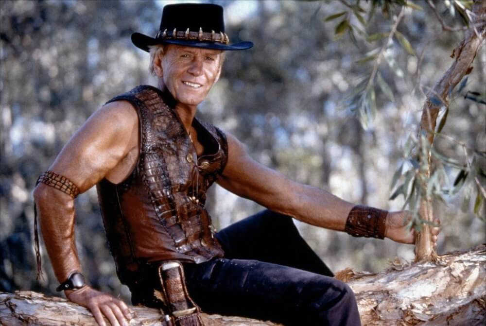Hoges Returns To The Big Screen Paul Hogan To Star In The Very Excellent Mr Dundee Melissa Hoyer