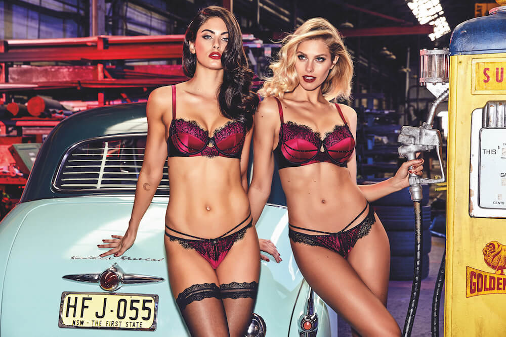 184bad258 Bras N Things launch new Vamp campaign featuring Charlie Austin and ...