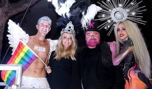 Arn And Kiss 1065 Celebrate Third Year Of Sydney Gay And Lesbian